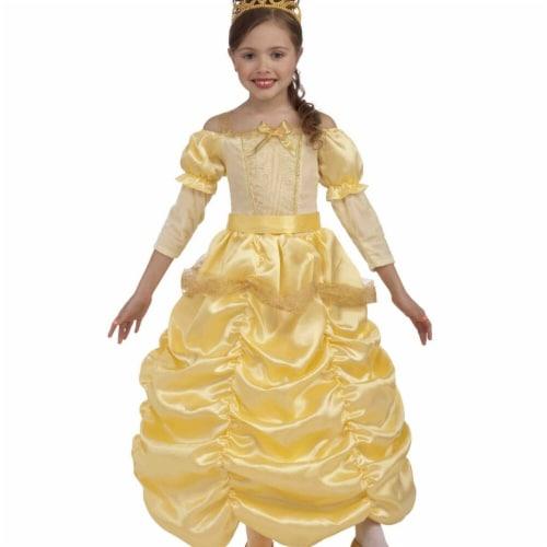Forum Novelties Costumes 271764 Beautiful Princess Child Costume, Medium Perspective: front