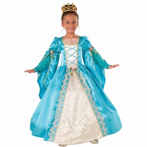 Forum Novelties Costumes 271582 Renaissance Queen Child Costume - Medium Perspective: front