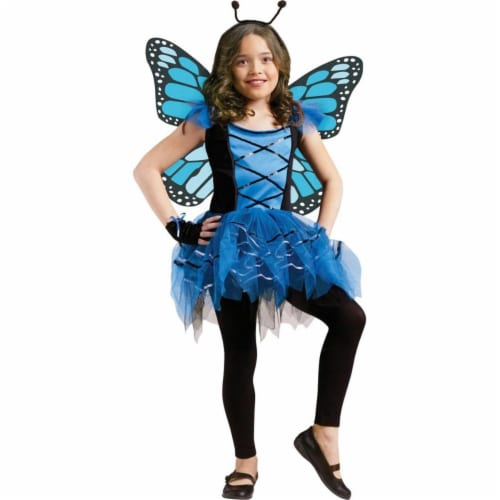 Forum Novelties Costumes 271577 Ballerina Butterly Child Costume - Large Perspective: front