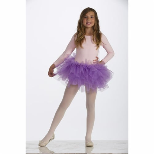 Forum Novelties 281028 Halloween Purple Child Tutu - One Size Perspective: front
