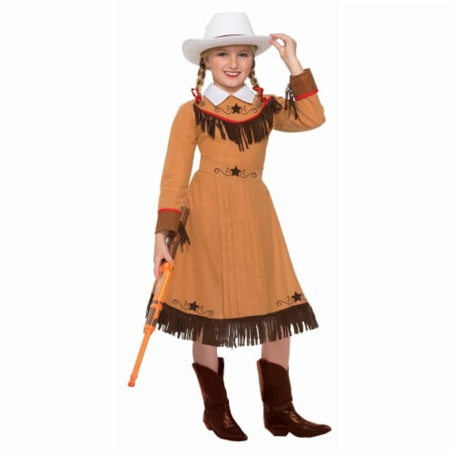 Forum Novelties 272717 Texas Rosie Child Costume - Large Perspective: front