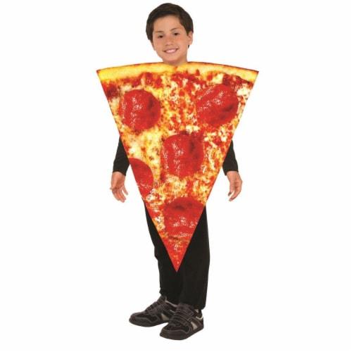 Forum Novelties 272587 Pizza Child Costume Perspective: front