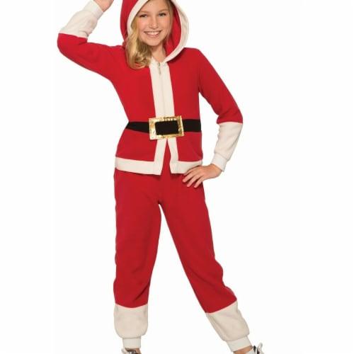 Forum Novelties 275442 Christmas Santa Child Jumper - Standard Perspective: front