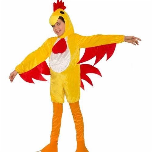 Forum Novelties 277555 Halloween Kids Clucky The Chicken Costume - Toddler Perspective: front