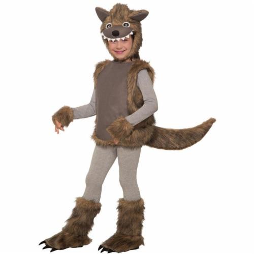 Forum Novelties 277561 Halloween Boys Wee Wolfie Costume - Toddler Perspective: front