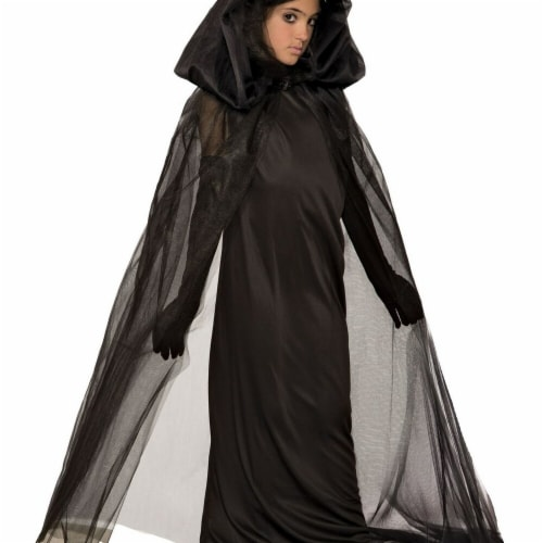 Forum Novelties 277579 Halloween Girls Haunted Costume - Medium Perspective: front