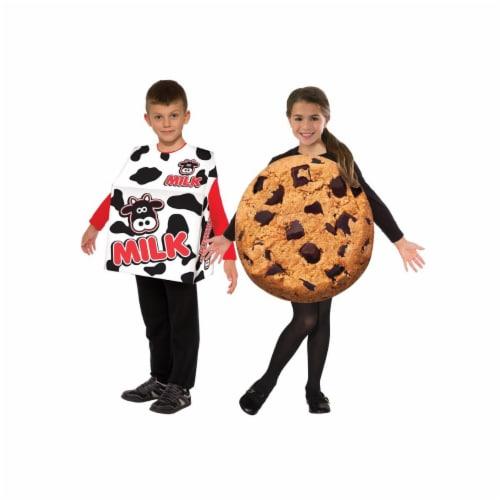 Forum Novelties 277731 Halloween Kids Milk & Cookies Costume Set - Standard Perspective: front