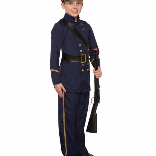 Forum Novelties 284463 Boys Civil War Soldier Costume, Large Perspective: front
