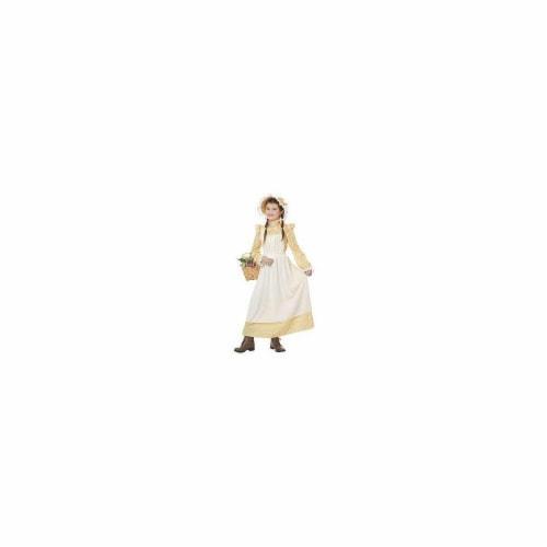 Forum Novelties 414285 Childrens Prairie Princess Costume for Girls, Medium Perspective: front