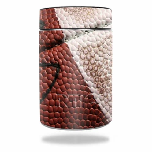MightySkins RTCAN-Football Skin for RTIC Can 2016 Wrap Cover Sticker - Football Perspective: front