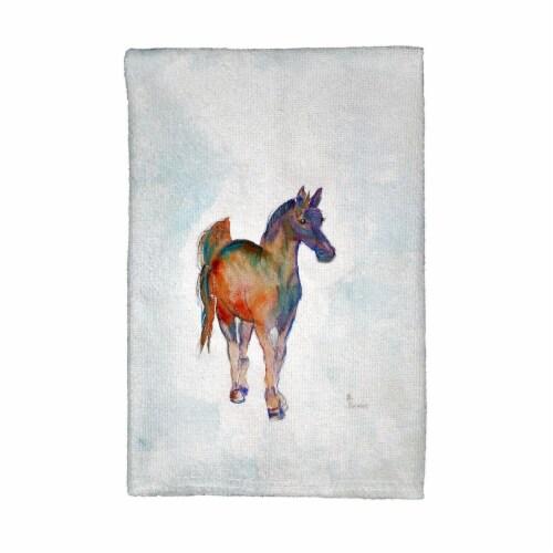 Betsy Drake KT877 Colt Kitchen Towel Perspective: front