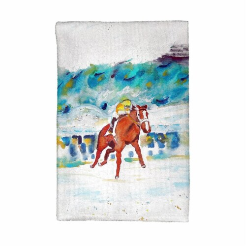 Betsy Drake KT1036 Fast Start Kitchen Towel Perspective: front