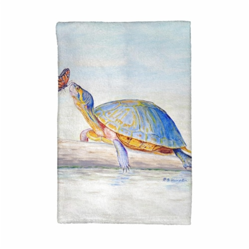 Betsy Drake KT1067 Communicating Kitchen Towel Perspective: front