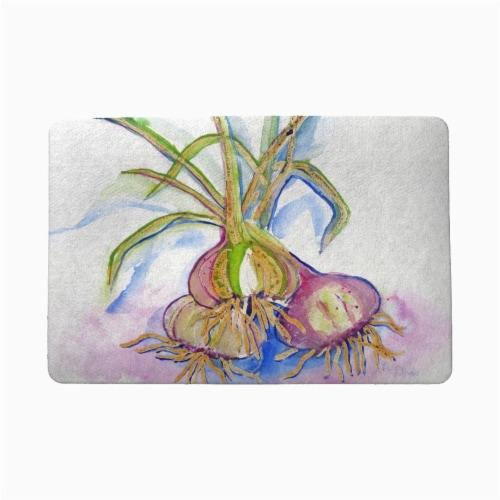 Betsy Drake DM1101 18 x 26 in. Vidalia Onions Door Mat Perspective: front