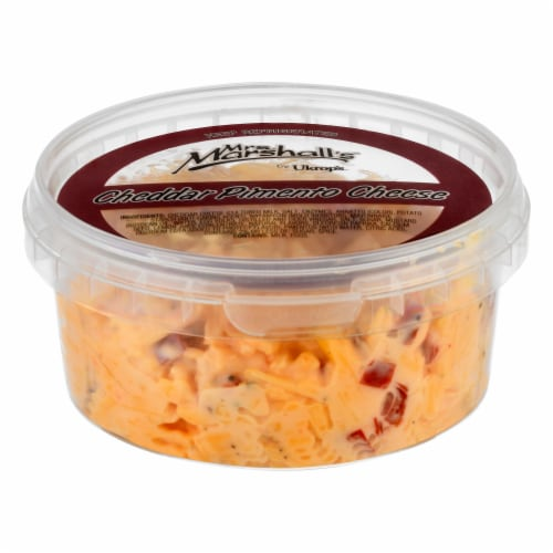Mrs. Marshall's Cheddar Pimento Cheese Perspective: front