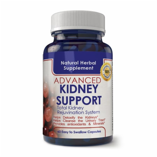 Kidney and Urinary Cleansing Support Perspective: front