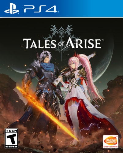 Tales of Arise (PS4) Perspective: front