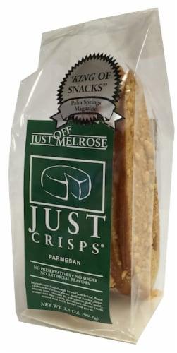 Just Crisps Parmesan Perspective: front