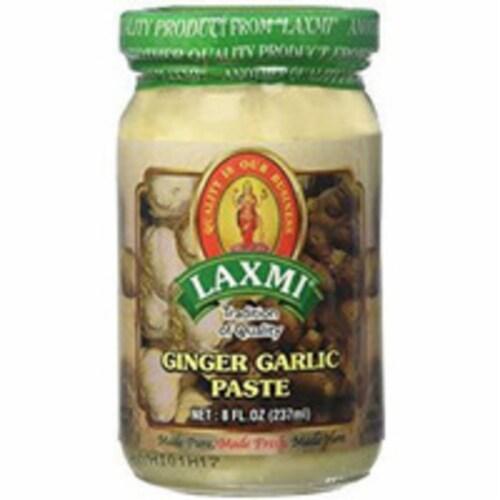 Laxmi Ginger Garlic Paste Perspective: front