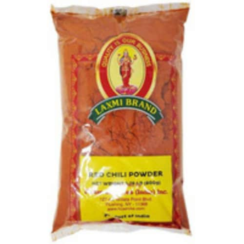 Laxmi Red Chilli Powder - 800 Gm (28 Oz) Perspective: front