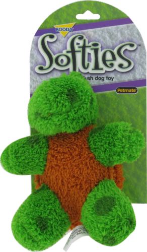 Petmate Turlet Softies Perspective: front