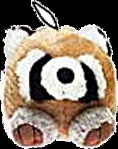 Booda Squatter Medium Raccoon Perspective: front