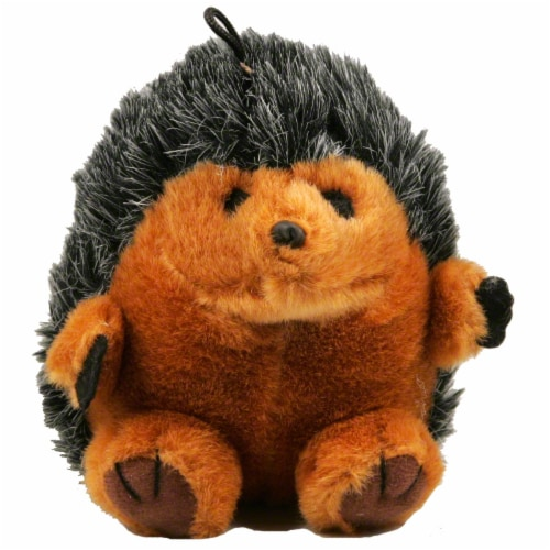 Petmate Pet Large Hedgehog Toy Perspective: front
