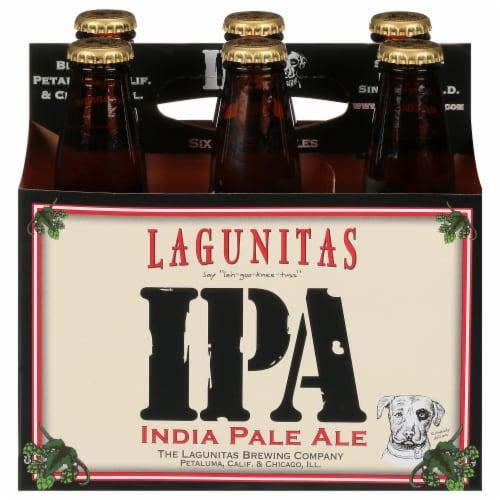 Lagunitas IPA Perspective: front
