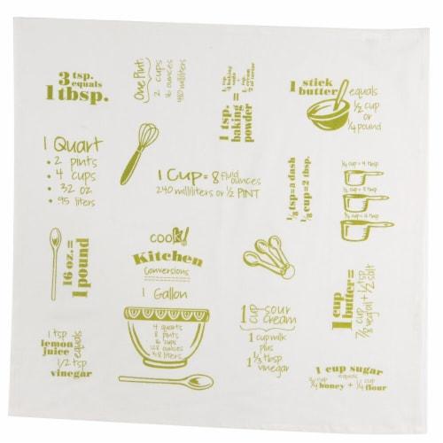 Kay Dee Designs Flour-Sack Towel Perspective: front
