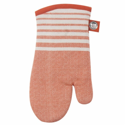 Kay Dee Designs Cook Oven Mitt - Tiger Lily Perspective: front