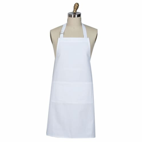 Kay Dee Designs Chef Apron - White Perspective: front