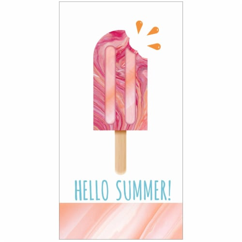 Kay Dee Hello Summer Cotton Towel Perspective: front