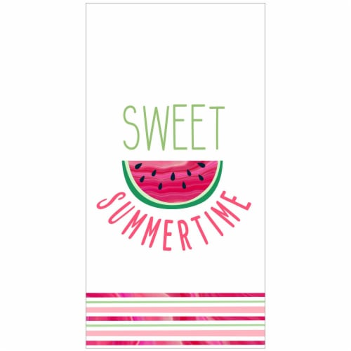 Kay Dee Sweet Summertime Cotton Towel Perspective: front
