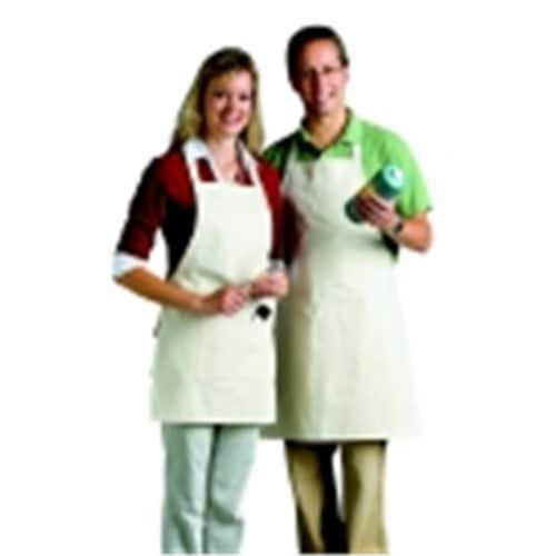Design Your Own Washable Cotton Apron, 21 x 17 In. Perspective: front