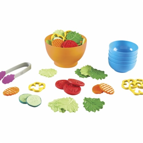 New Sprouts Garden Fresh Salad - Set of 38 Perspective: front