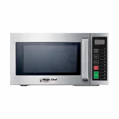 Commercial Microwave Perspective: front