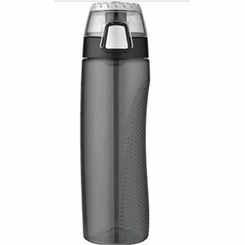 24 oz Smoke Tritan Hydration Bottle Perspective: front