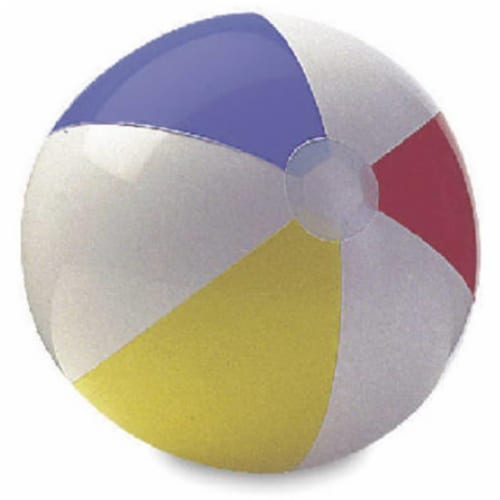 59020EP Glossy Panel Ball - 20 in. Perspective: front