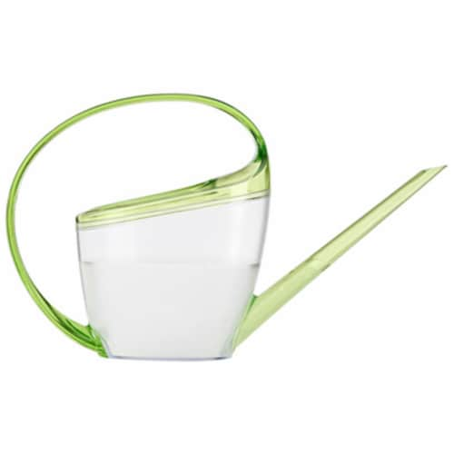 51833 47 oz. Loop Watering Can - Green Perspective: front