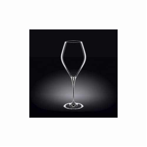 WL-888047-2C Wine Glass 24 oz. 700 ml. Set Of 2 In Colour Box Perspective: front