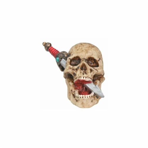 Skull - Dagger, C-120 Perspective: front