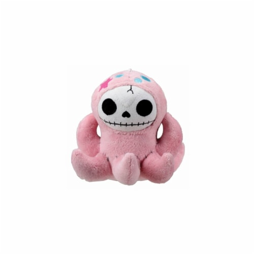 Octopee Sm Plush, C-72 Perspective: front