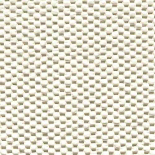 5 in. X 12 in. White Contact Grip Paper Liner Perspective: front