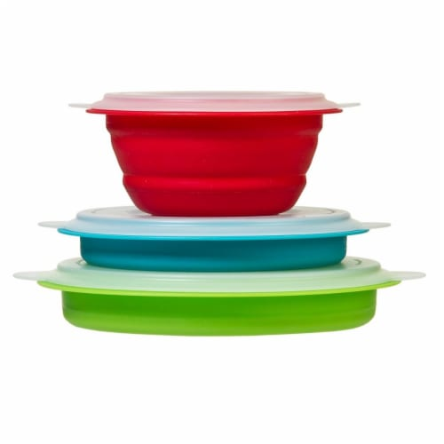 CB20 Collapsible Preperation Storage Bowl Perspective: front