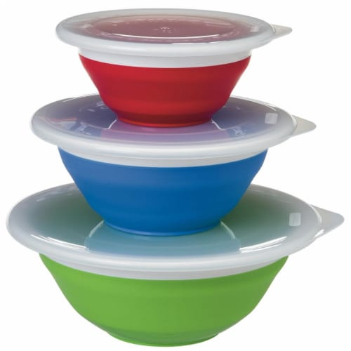 CB25 Collapsible Storage Bowl Perspective: front