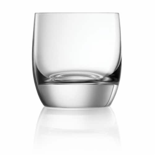 Lucaris Shanghai Soul Double Rocks Glass - 11.5 oz. Perspective: front