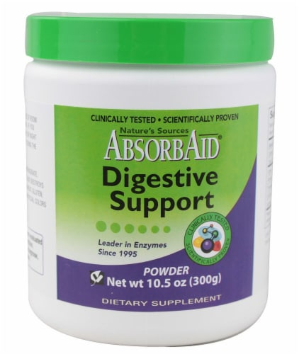 Nature's Sources  AbsorbAid® Powder Perspective: front
