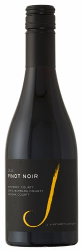 J Vineyards Pinot Noir Perspective: front