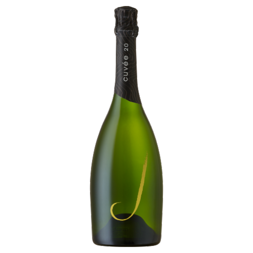 J Vineyards Brut Cuvee 20 Sparkling Wine Perspective: front