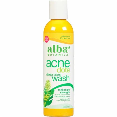 Alba Botanica Acnedote Deep Pore Wash Perspective: front